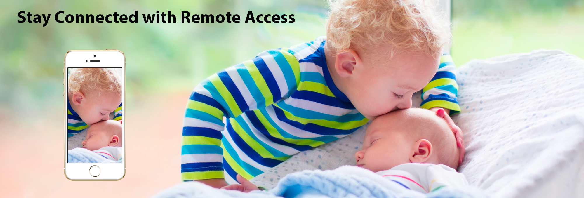 Stay Connected with Remote Access